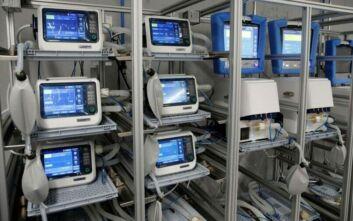 Αναπνευστική υποστήριξη ασθενή με χρήση βαλβίδας τρισδιάστατης εκτύπωσης από το ΑΠΘ