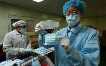 Κίνα - Κορονοϊός: Η χώρα έχει εξάγει σχεδόν 4 δισεκατομμύρια μάσκες