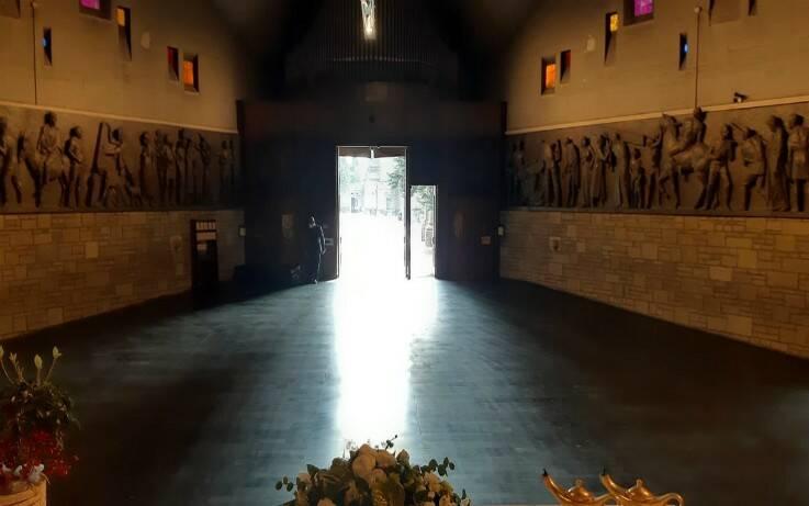 Ιταλία – Κορονοϊός: Επιτέλους άδεια από φέρετρα η εκκλησία του Μπέργκαμο