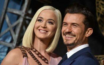 H Katy Perry έδειξε με τον πιο γλυκό τρόπο το φύλο του μωρού που περιμένει
