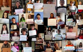 Κορονοϊός: 700 παιδιά ενώνουν τις φωνές τους και στέλνουν μήνυμα ελπίδας τραγουδώντας το Nessun Dorma