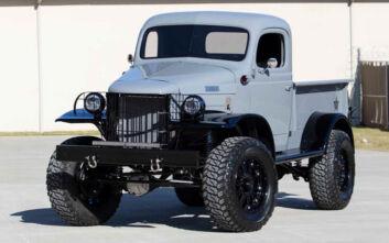 Το θρυλικό φορτηγάκι του 1941 με την περίεργη έκπληξη