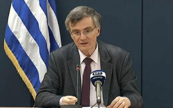 Σωτήρης Τσιόδρας: Μιλάμε για επιπέδωση της καμπύλης του κορονοϊού