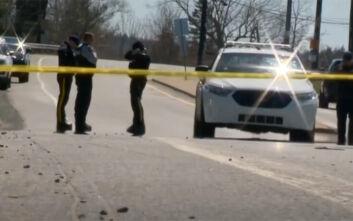 Ένοπλη επίθεση στον Καναδά: Ο μακελάρης επιτέθηκε αρχικά εναντίον της συντρόφου του