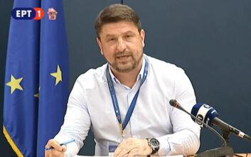 Νίκος Χαρδαλιάς: Θέλω να χτυπήσω καμπανάκι, δεν αντιλαμβανόμαστε αυτή τη χαλάρωση