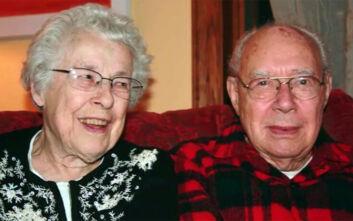 Έζησαν μαζί μια ζωή, δεν τους χώρισε ούτε οι κορονοϊός: Ζευγάρι ηλικιωμένων πέθανε με λίγες ώρες διαφορά