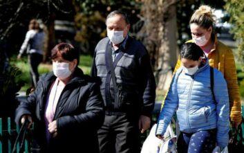 Κορονοϊός: Νέα και πιο αυστηρή απαγόρευση κυκλοφορίας στη Βόρεια Μακεδονία με τους 21 νεκρούς