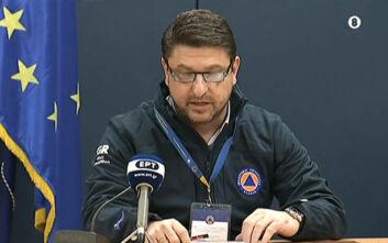 Νίκος Χαρδαλιάς: Μέχρι σήμερα 23.356 συμπολίτες μας έχουν μπει σε καραντίνα