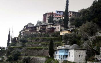 Μηχανικοί στο Άγιο Όρος για να εκτιμήσουν τις καταστροφές από την κακοκαιρία