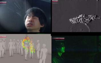 Σοκαριστικό πείραμα: Έτσι διασπείρονται αόρατα στο μάτι μικροσταγονίδια ακόμα και όταν συζητάμε