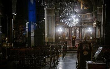 Οι μοναχικές κηδείες στην εποχή του κορονοϊού