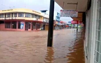 Κορονοϊός και κυκλώνας στα Φίτζι: Σοβαρές ζημιές και τραυματισμοί
