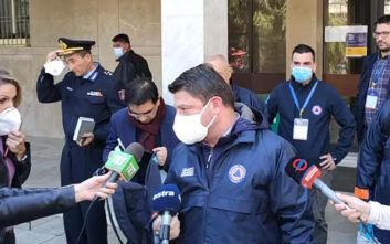 Λάρισα: Κλείνουν όλες οι λαϊκές αγορές στη Θεσσαλία - Επιστρατεύεται ξενοδοχείο για τα κρούσματα