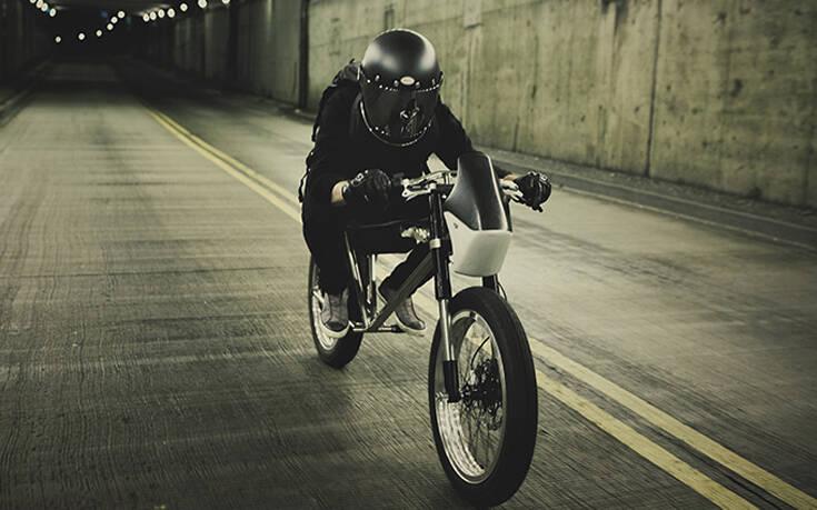 Ένα εκπληκτικό e-bike σαν αυτά που… δεν θα ξαναδείς – Newsbeast