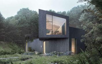 Το πανέμορφο και πανάκριβο προκατασκευασμένο σπίτι