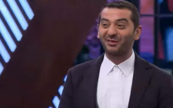 MasterChef 4: Ο Λεωνίδας Κουτσόπουλος είχε ένα αστείο ατύχημα και έγινε σαν το... κατσίκι