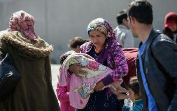 Κορονοϊός: 500.000 δολάρια από τις ΗΠΑ στην Ελλάδα για τη στήριξη προσφύγων-μεταναστών