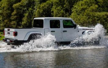 Τα ηλεκτρικά Jeep παράγουν ρεύμα