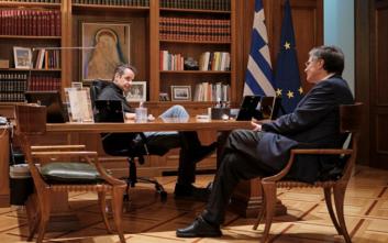 Κορονοϊός: Οι έξι και ο Τσιόδρας που θα «αποκωδικοποιήσουν» τα μέτρα