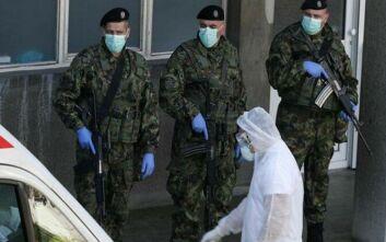 Σερβία - Κορονοϊός: 51 οι νεκροί, 1.908 οι προσβληθέντες από τη νόσο