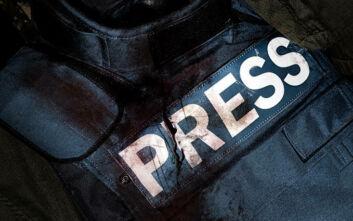 Αυξήθηκαν οι απόπειρες εκφοβισμού και η βία κατά δημοσιογράφων στην Ευρώπη το 2019