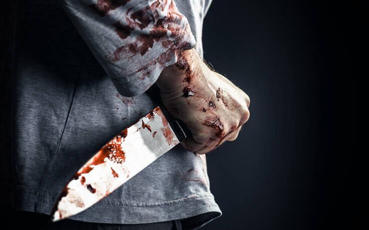 Άγρια αιματηρή συμπλοκή με δυο τραυματίες στην Αμφίκλεια 1