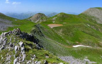 Άγραφα: ο ορεινός όγκος της Πίνδου με τις παρθένες διαδρομές