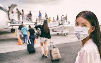 Lufthansa: Υποχρεωτική χρήση μάσκας από 4 Μαΐου σε όλες τις πτήσεις του Ομίλου