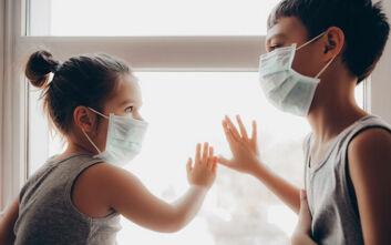 Νέα έρευνα αλλάζει όσα ξέραμε για τα παιδιά: Αντιμετωπίζουν μεγαλύτερο κίνδυνο για κορονοϊό