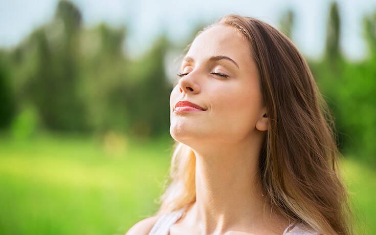Φιλτράρετε τον αέρα που εισπνέετε και νιώστε ένα νέο αέρα στη ζωή σας
