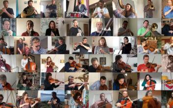 «Μπολερό» εξ αποστάσεως από την Εθνική Ορχήστρα της Γαλλίας