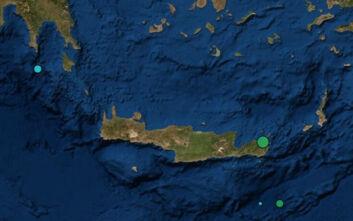 Σεισμός τώρα ταρακούνησε την Κρήτη