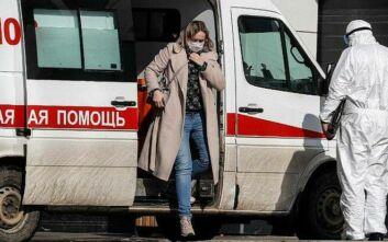 Ρωσία - Κορονοϊός: Η αύξηση των ασθενών επιβαρύνει τα νοσοκομεία της Μόσχας