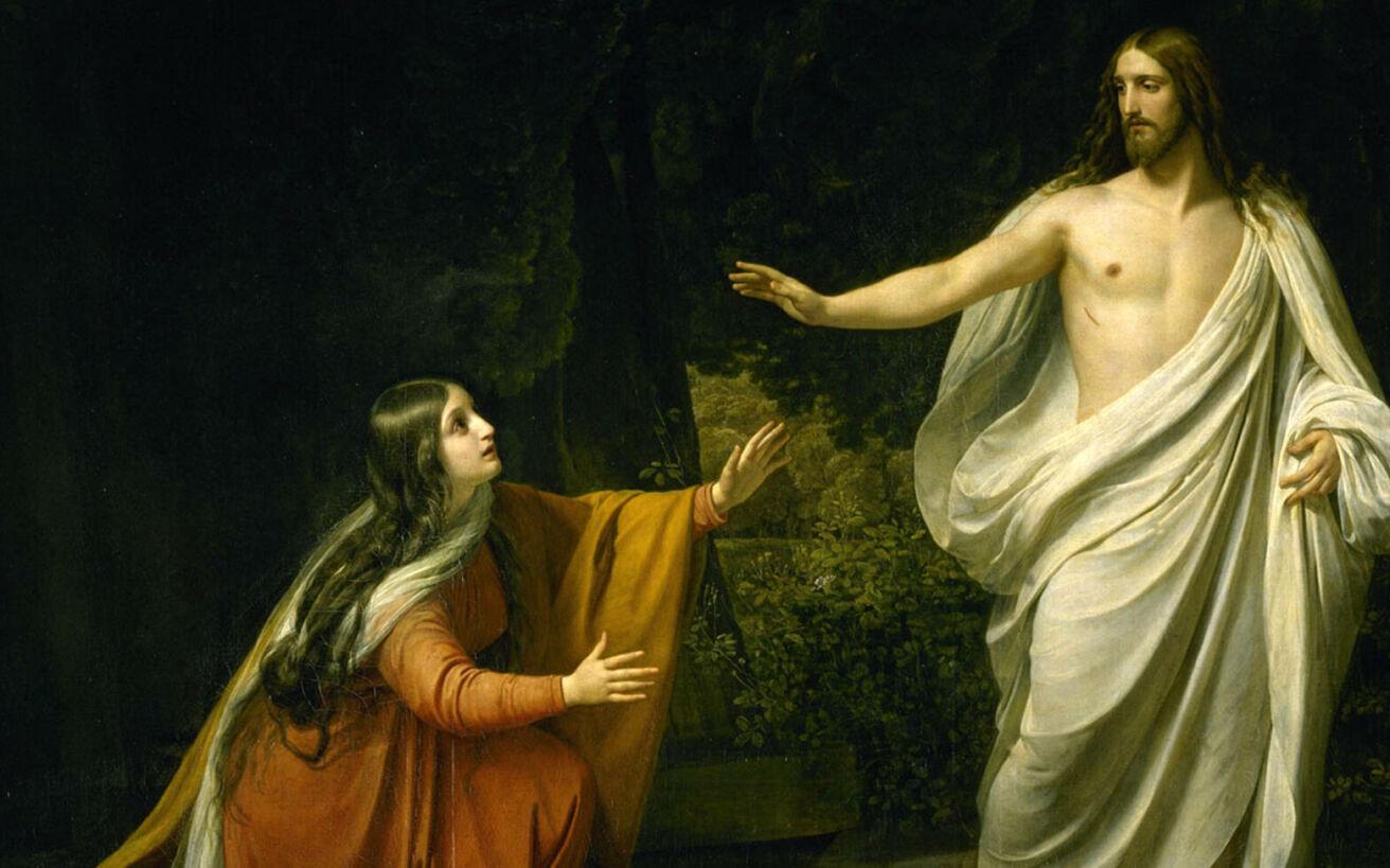 Τι έκανε και σε ποιους εμφανίστηκε ο Χριστός μετά την Ανάσταση
