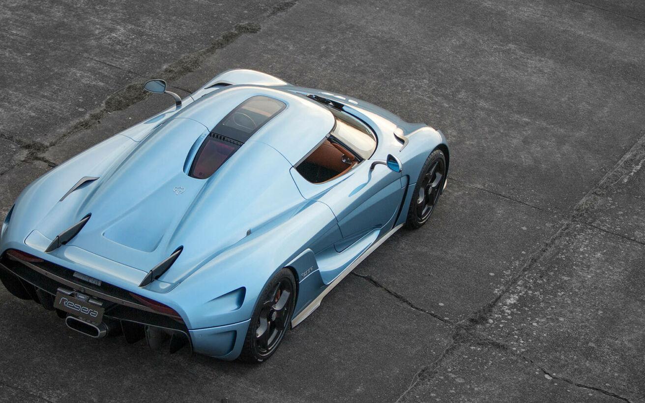 Τα γρηγορότερα αυτοκίνητα παραγωγής για το 2020