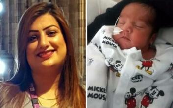 Η τραγωδία της γυναίκας που γέννησε και πέθανε από κορονοϊό πριν προλάβει να αγκαλιάσει το μωρό της