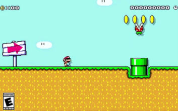 Τώρα μπορείς να φτιάξεις τις δικές σου πίστες στο θρυλικό Super Mario