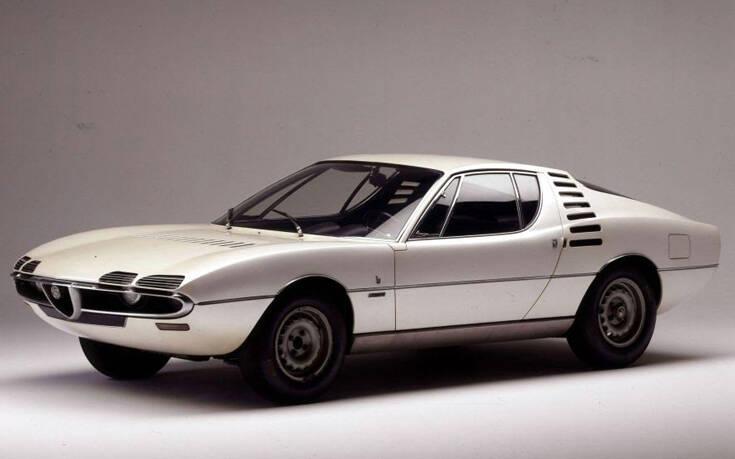 Alfa Romeo Montreal, δεσποινίς…ετών50