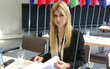 Ερώτηση από την Έλενα Ράπτη για το χαμηλό επιτόκιο δανεισμού στις ελληνικές επιχειρήσεις