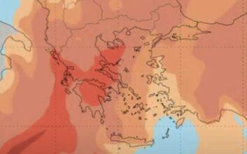 Καιρός: Έρχεται κοκτέιλ αφρικανικής σκόνης με υψηλές θερμοκρασίες