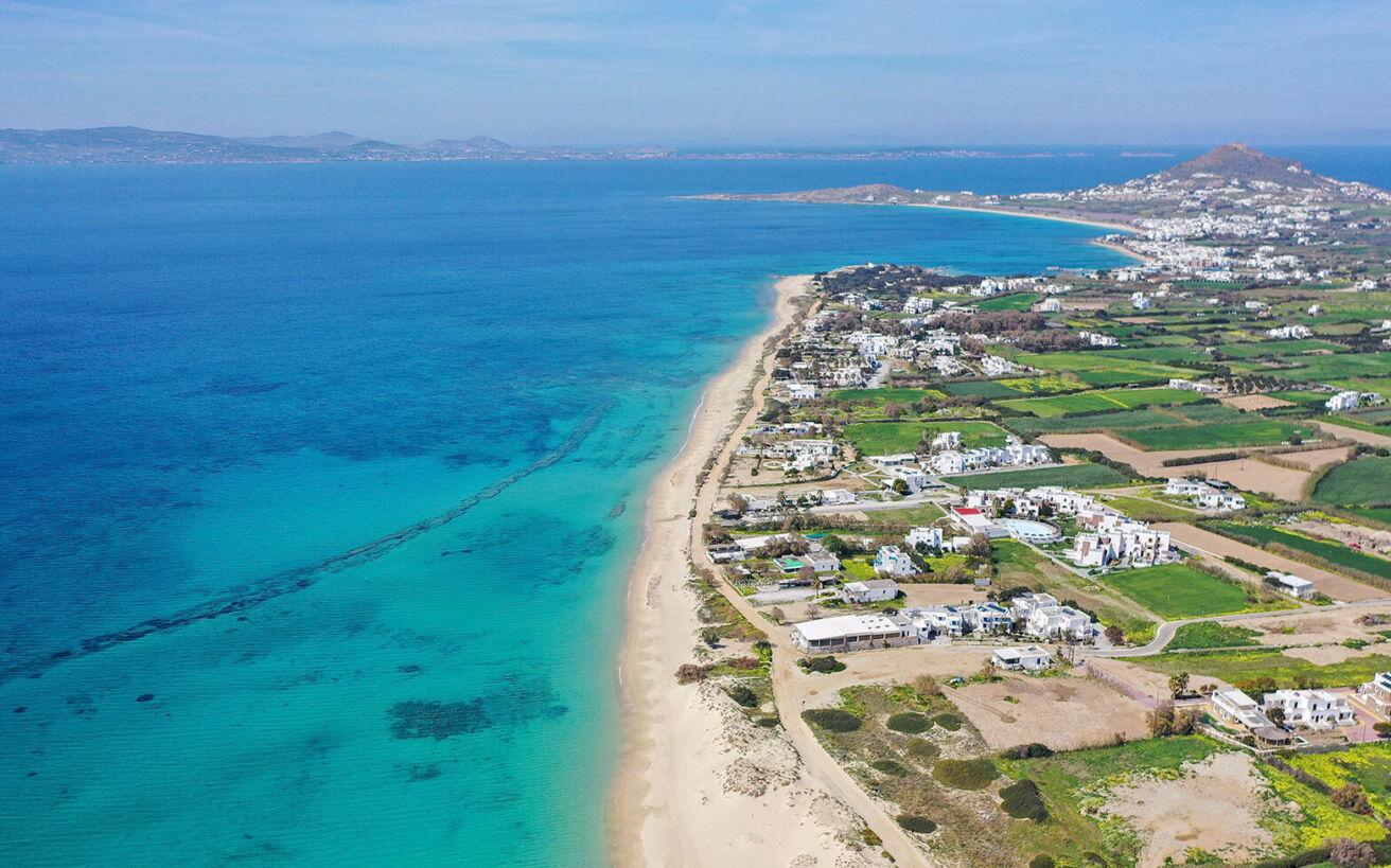 Αυτές είναι οι μεγαλύτερες παραλίες σε μήκος στην Ελλάδα