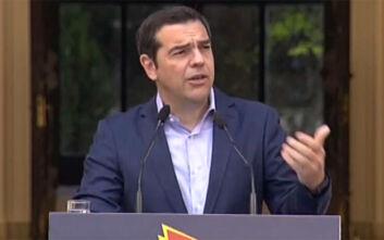 Τσίπρας: Ο κ. Μητσοτάκης παριστάνει τον μάντη κακών