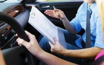 Δίπλωμα οδήγησης: Ξεκινούν στις 11 Μαΐου οι θεωρητικές εξετάσεις - Την 1η Ιουνίου οι πρακτικές