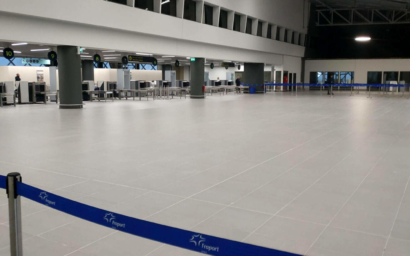 Εκσυγχρονισμένα και καλά προετοιμασμένα τα 14 αεροδρόμια λίγο πριν την πρεμιέρα του Τουρισμού