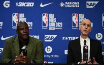 NBA: Τζάμπολ στις 31 Ιουλίου θέλει ο Σίλβερ - Αντιδρά ο Τζόρνταν