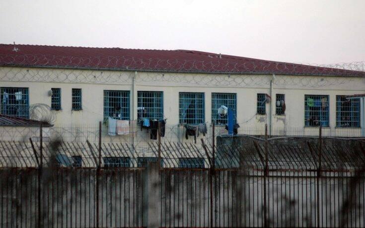 Άγρια δολοφονία στις φυλακές της Λάρισας 1