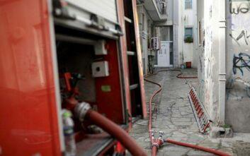 Ολοκληρώθηκε η επιχείρηση της Πυροσβεστικής μετά την διαρροή αερίου