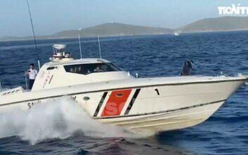 Βίντεο ντοκουμέντο με την τουρκική ακτοφυλακή να παρενοχλεί σκάφος της Frontex και Έλληνες ψαράδες στις Οινούσσες
