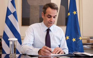 Μητσοτάκης: Η Ελλάδα στηρίζει την ευρωπαϊκή προοπτική των Δυτικών Βαλκανίων
