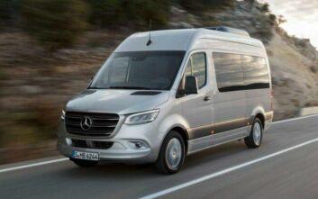 Ανάκληση Mercedes Sprinter: Eπικαιροποίηση των οδηγιών χρήσης για την λειτουργία Auto-P
